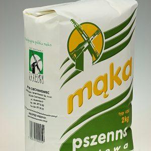 Mąka pszenna tortowa typ 450 2 kg