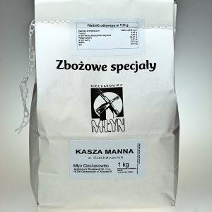 Kasza manna z Ciechanowca 1 kg