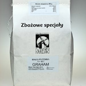 Mąka pszenna Graham typ 1850 1 kg