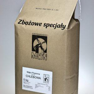 Mąka pszenna Chlebowa typ 750 5 kg