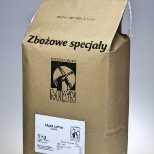 Mąka żytnia typ 720 5 kg