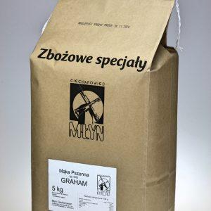 Mąka pszenna Graham typ 1850 5 kg