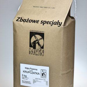 Mąka pszenna Krupczatka 5 kg